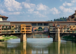 ponte vecchio walking tour