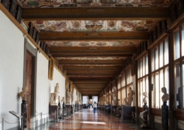 THE UFFIZI MUSEUM tour