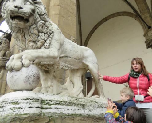 Treasure Hunt for kids florence