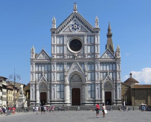santa croce tour florence
